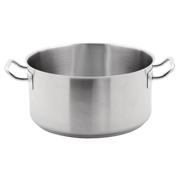 Vogue Stainless Steel Stewpan 12.5 ltr.