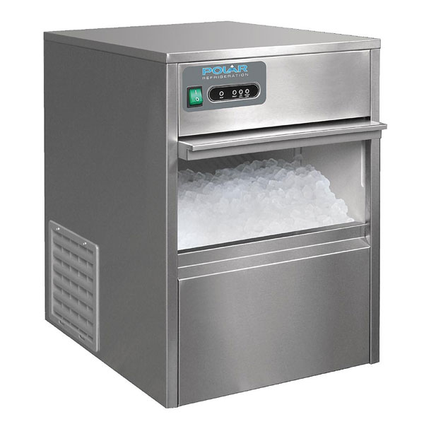 Polar Under Counter Ice Maker Rt316 Refrigerators Ice