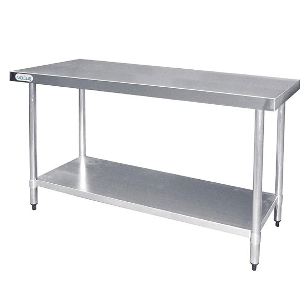 Stainless Steel Prep Table 1800 Wide