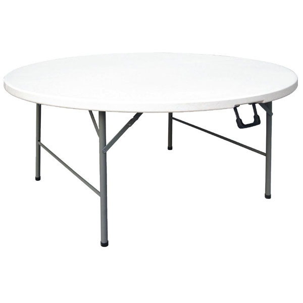 Folding Table. Round  1530mm Diameter  (tables)