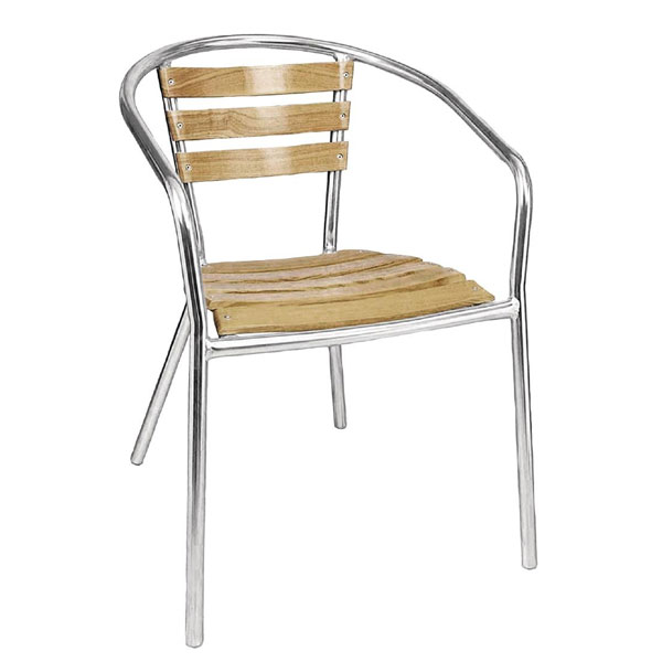 Ash Chairs set of 4 - Indoor / Outdoor Use