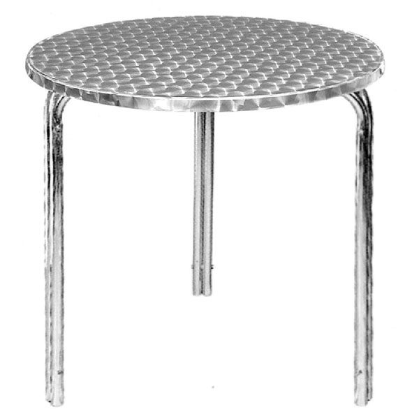 Round Stackable Bistro Table