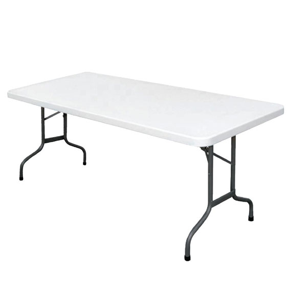 Folding Table. Rectangular 1.82mts x 0.75mts