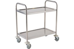 Trollies Stainless Steel
