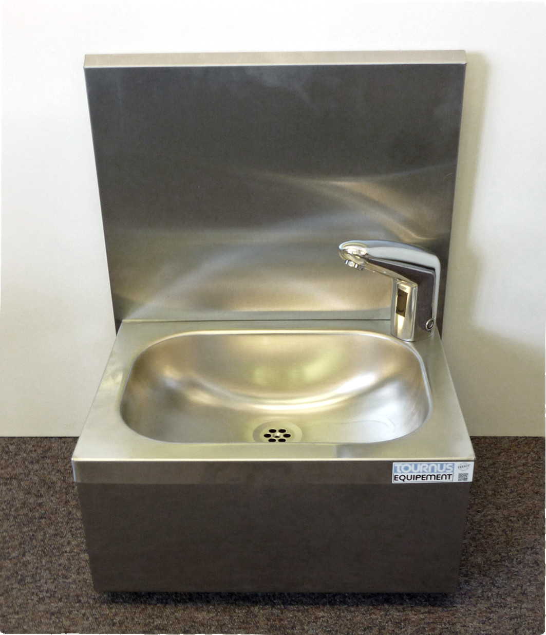 Electronic Sensor Tap Hand Sink - Complete Kit
