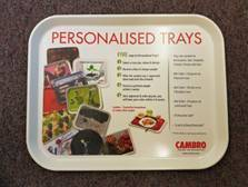Personalised Trays