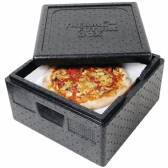 Insulated Pizza Transport box
