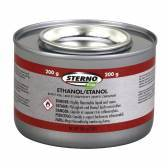 Chafing Gel Fuel - Sterno 200g Gel Chafing Fuel - ( PRICE ONLY 0.78p )